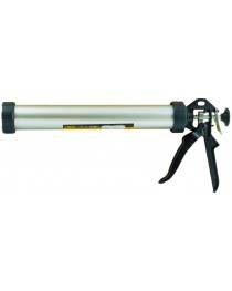 пистолет для герметиков 375мм 610мл (алюм туба)