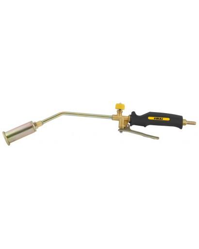 горелка пропан 76 мм  с клапаном тепловая мощность 71 кВт