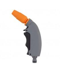 Пистолет насадка распылитель 2-х режимный FLORA (500251z)