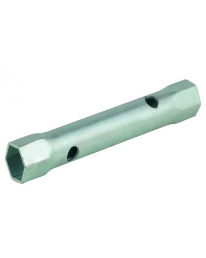 ключ рожково-накидной 16мм CrV satine