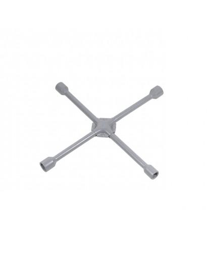 """ключ крестовой 17х19х21х1/2""""(усиленный 16мм)"""
