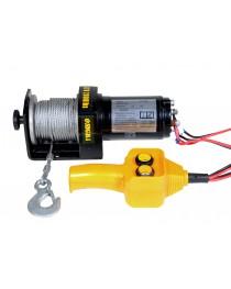 Лебедка автомобильная электрическая 2000lbs SIGMA