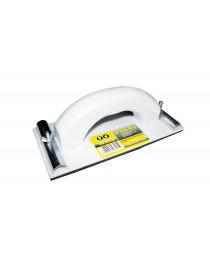 блок шлифовальный 105*230мм (пластиковая ручка)