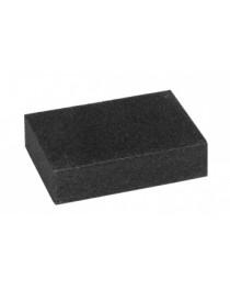 Губка вольфрамовая среднезернистая 100*70*25 мм (зерно 80/100)