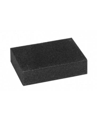 Губка вольфрамовая мелкозернистая 100*70*25 мм (зерно 120/150)
