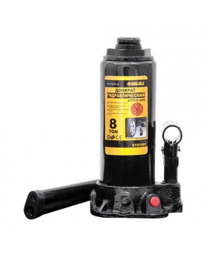 Домкрат гидравлический бутылочный 8тонн 230-457мм SIGMA