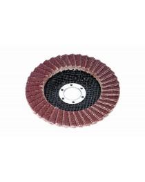 Круг лепестковый торцевой 115мм (зерно 80) для УШМ 22.2 мм