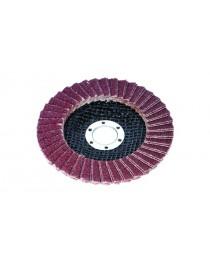 Круг лепестковый торцевой 125мм (зерно 60) для УШМ 22.2 мм