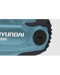 Дрель-шуруповерт 280Вт 2 Скорости 450-1350 Об/Мин 2 Муфты Hyundai D 350