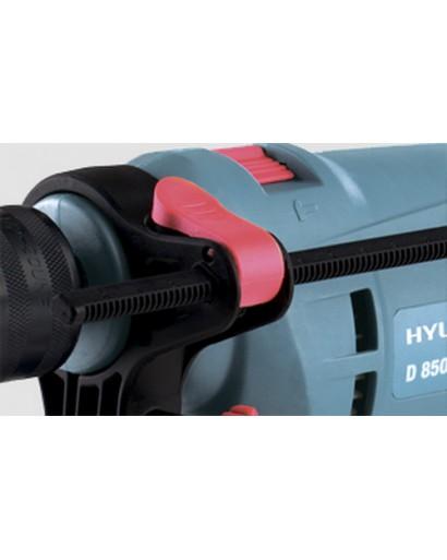Дрель ударная 850 Вт 0-3000 Об/Мин Реверс Плавная Регулировка Об. Hyundai D 850