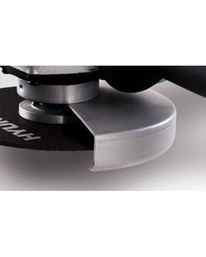 Угловая шлифовальная машина 500 Вт 11000 Об/мин Диаметр круга 125 мм HYUNDAI G 650-125