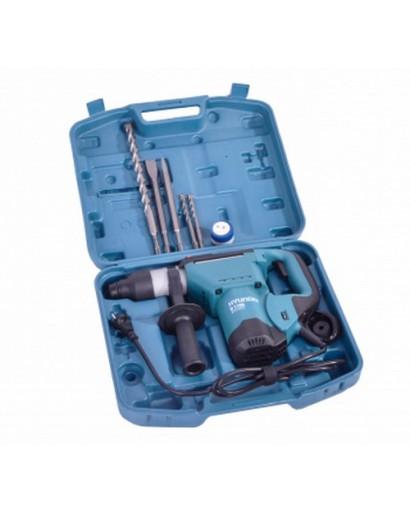 Перфоратор SDS plus 1200 Вт,0-800 об/мин, 4300 уд/мин, 3 режима Hyundai H 1100 Expert