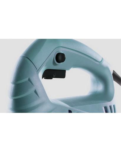 Электролобзик 400 Вт 3000 ход/мин глубина распила 55 мм Угол 45-90°  HYUNDAI J 500