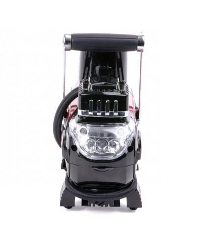 Компрессор автомобильный 12В Два цилиндра 30 мм INTERTOOL AC-0003