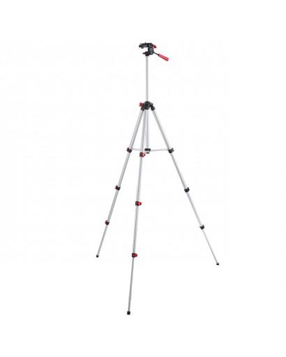 Штатив 1.3 м для лазерного уровня INTERTOOL MT-3053