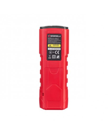 Дальномер лазерный 20м INTERTOOL MT-3072