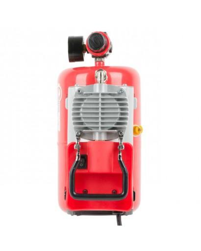 Компрессор безмасляный 4 л, 0,3кВт, 220 В, 3,2атм, 50л/мин INTERTOOL PT-0001