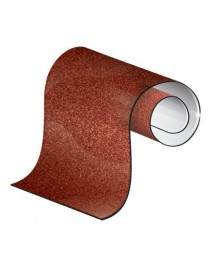 Шлифовальная шкурка на тканевой основе К240, 20 cм x 50 м INTERTOOL BT-0725