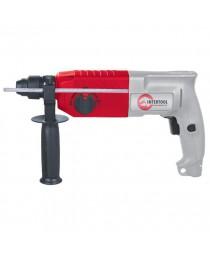 Перфоратор SDS-plus 650 Вт, 0-870 об/мин, 0-4400 удар/мин, 3 режима, реверс INTERTOOL DT-0181