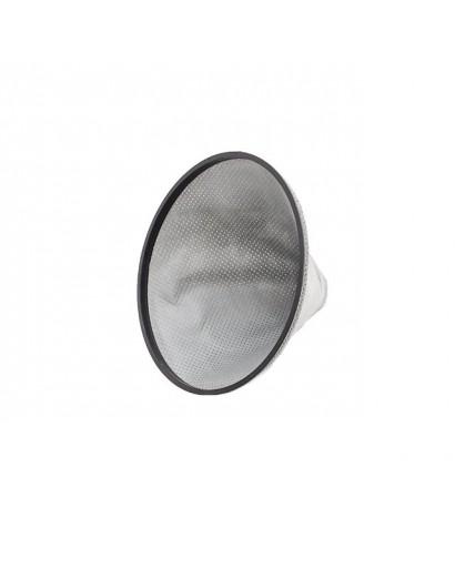 Пылесос промышленный 30 л., корпус из нерж. стали, 1400 Вт, cухая, влажная уборка. Многоразовый спонж-фильтр, фильтр-пакет INTERTOOL DT-1030