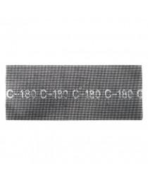 Сетка абразивная 115x280 мм, К120, 10 ед. INTERTOOL KT-6012
