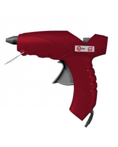 Клеевой пистолет 200 Вт 11,2 мм, 19 г/мин 230 В INTERTOOL RT-1017