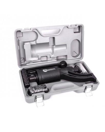Ключ баллонный роторный на подшипнике для грузовых автомобилей 261 мм, передаточное отношение 1:56, макc. крут. момент 5200 Nm INTERTOOL XT-0002