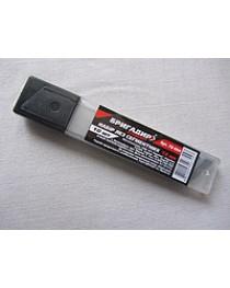 Лезвия для канцелярского ножа 18 мм | Бригадир