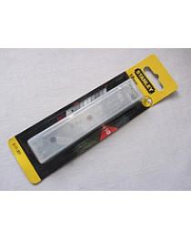 Лезвия для канцелярского ножа 18 мм   Stanley