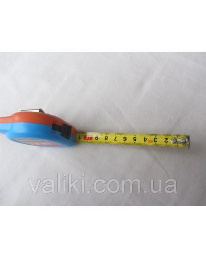 Рулетка строительная пластиковая 5 метров FORTUNE
