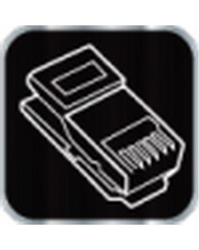 Клещи для обжима телефонных наконечников 4P, 6P, 8P 195 мм NEO-TOOLS