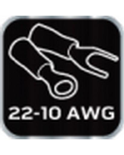 Клещи для обжима неизолированных кабельных наконечников 250 мм NEO-TOOLS