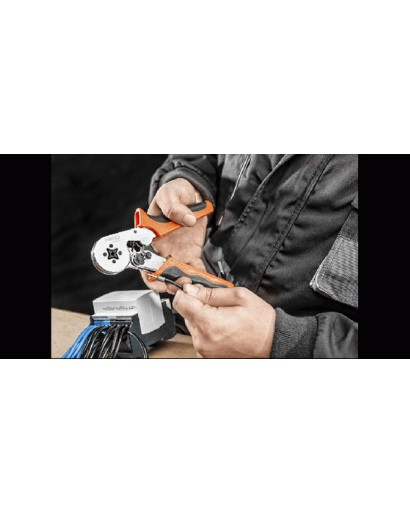 Клещи для обжима кабельных наконечников 170 мм NEO-TOOLS