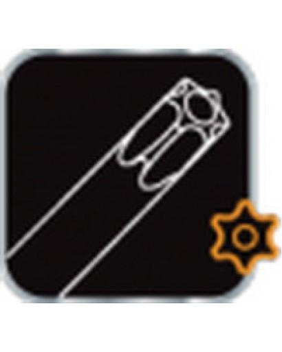 """Набор бит с держателем и трещеткой 1/4"""" 38 штук NEO-TOOLS"""