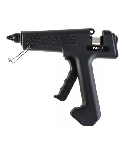 Пистолет термоклеевой 11.2 мм 80 Ватт NEO-TOOLS