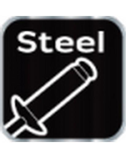 Заклепочник 265 мм для стальных и алюминиевых заклепок PROFI (2.4-3.2-4.0-4.8 мм) NEO-TOOLS