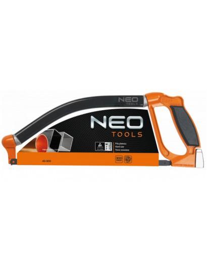 Ножовка по металлу 300 мм с системой 3D NEO-TOOLS