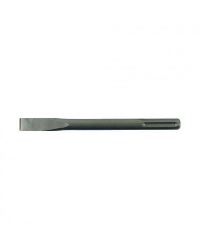 Зубило плоское с напайкой с SDS-max хвостовиком Sigma 18х250х20мм (1800531)