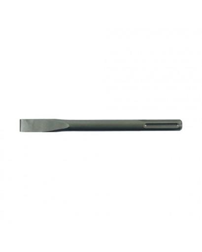 Зубило плоское с напайкой с SDS-max хвостовиком Sigma 18х250х40мм (1800551)