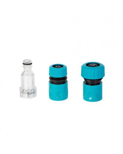 Мойка высокого давления 1700Вт max 130Бар 6,7 л/мин + турбонасадка SIGMA (5342071)