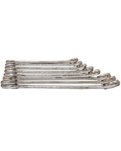 Ключи рожково-накидные 8шт 6-19мм standard Grad