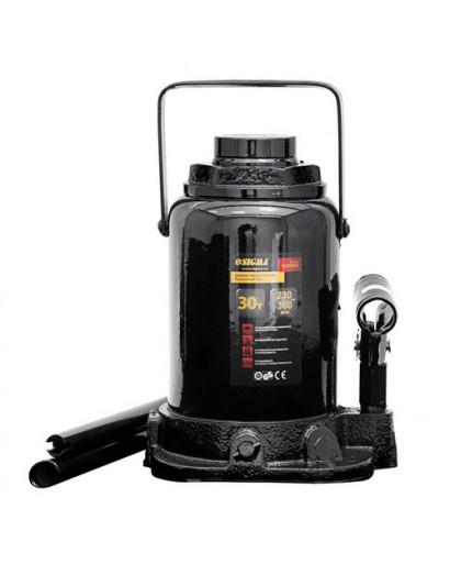 Домкрат гидравлический бутылочный mid 30тонн 230-360мм SIGMA