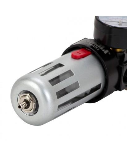 """Фильтр-влагоотделитель с редуктором и манометром 1200л/мин ½"""" Sigma (7034461)"""