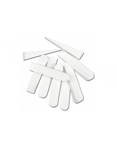 Клинья дистанционные пластмассовые для укладки плитки 35 мм 50 штук TOPEX